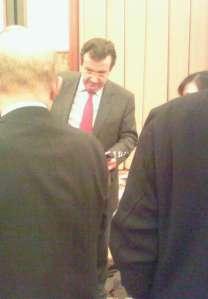 駐日仏大使