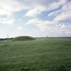 ケルトの王の戴冠式など政治と文化の中心地であったタラの丘/写真提供・アイルランド政府観光庁 www.discoverireland.jp